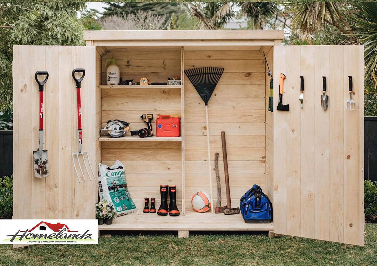 tool shed kitset quick and easy build