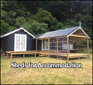 cabins for accomodation glamping a sleepout or guest room