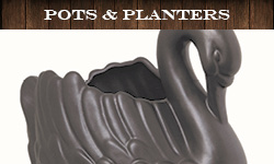 Pots, Planters and Garden Ornaments