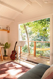 Music Room - Kitset Wooden Shed