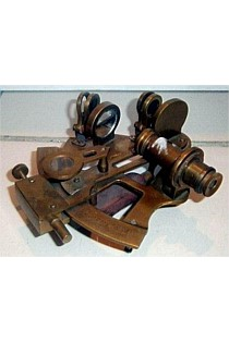 Antique Style Nautical Sextant