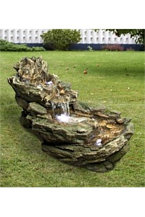 ROCK SLAB Water Feature