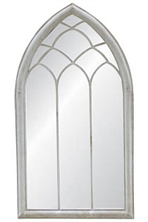 Large Medieval Style Mirror