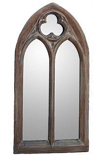 Chunky Gothic Style Mirror