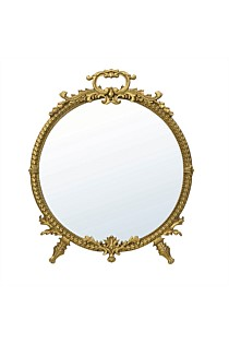 San Vito Mirror with Stand