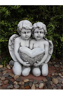 Angels with Flowerpot