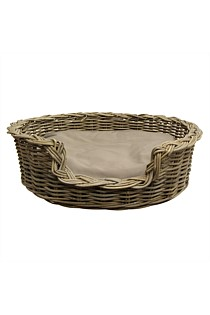 A Large Dog Basket/Bed