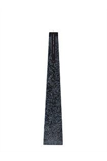 Black Granite Icicle Sandalwood - Medium