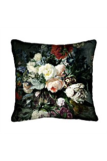 Blooming Posy Square Cushion
