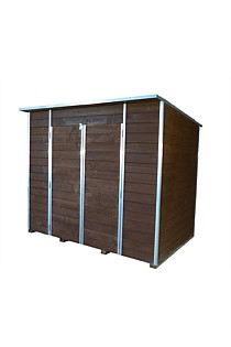 The Kiwi Garden Shed Large -  Made in NZ!