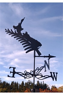 NZ Fern Weather Vane