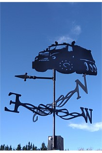 Truck Weather Vane