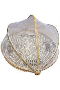 Seagrass Food cover with White Wash
