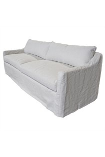 Dume Sofa Base + Slip Cover - 3 colours available