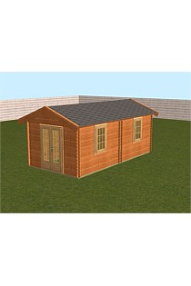 Star Deluxe - 2 x Sheds + Joiner Kit