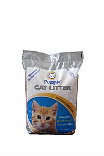 Pussydo Cat Litter 6 Litre Bag