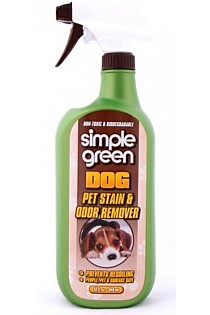 Dog Stain & Odor Remover 946ML