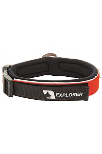 DOG COLLAR ADVENTURE EXPLORER - MEDIUM