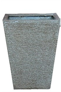 """Concrete Look"" Planter - Medium"