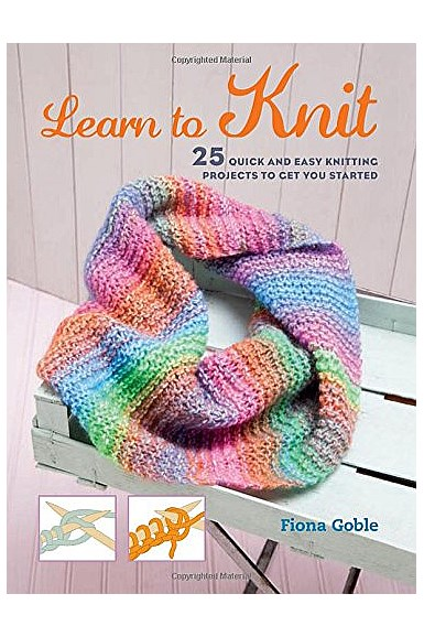 Learn to Knit Book